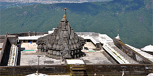 Existing Temple of Lord Neminath